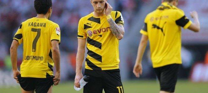 Dortmund Tertahan Imbang Tanpa Gol